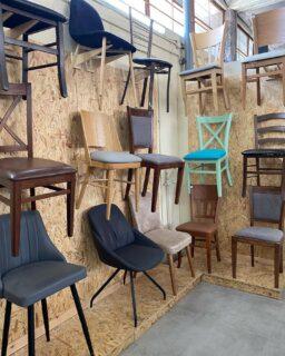 ♨️ משהו מתבשל פה ♨️  קצת מהשידרוגים האחרונים והמתוכננים לעתיד הקרוב קרוב ❤️🔥💙  #diy #furniture #wood #chair #design